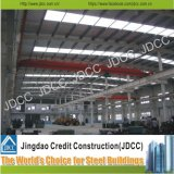 Rise elevado Steel Structure Building para Factory Workshop e Warehouse