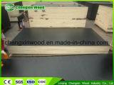Hete Leverancier 18mm van China van de Verkoop Shuttering van de Kern van het Hardhout van de Populier van de Lijm WBP het Onder ogen gezien Triplex van de Melamine Film voor Bouw