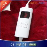 Elctric de vente chaud au-dessus de chaufferette de lit avec le commutateur neuf