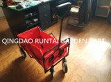 Grande vagão de dobramento de Forbric da cor vermelha (TC2015)