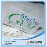 磁気カードの縞PVCはスマートカードを梳く