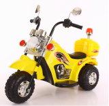 Passeio elétrico do brinquedo/miúdos da motocicleta da bateria do bebê sobre