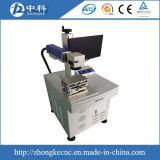 Máquina de marcação de laser Fibra Zk-20 para chaveiras