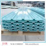 Strato trasparente traslucido del lucernario della vetroresina dello strato del tetto delle mattonelle di tetto di 2017 FRP