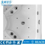 Do Whirlpool combinado acrílico dos TERMAS da massagem de 6 pessoas cuba quente (M-3312)