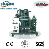 Line Multistage Filtering Demulsification Compressor Oil Purifier에 Tvp