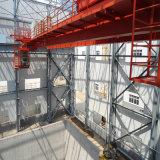 セリウムの証明書が付いている前設計された工業ビル