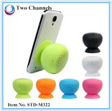 El mini altavoz de Bluetooth de la succión con las manos libera la función (STD-M322)