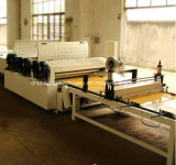 Machine d'extrudeuse de PVC et ligne de marbre d'extrusion de PVC