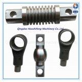 O CNC que faz à máquina para a motocicleta das peças de automóvel parte as peças do carro da máquina