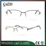 La nueva manera enmarca la lente óptica del marco del metal de Eyewear