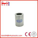 Embout hydraulique de Huatai pour le boyau de 4sp 4sh/12-16 R12/06-16 (00400)