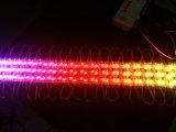 Módulo impermeable del pixel del RGB SMD 5050 LED para hacer publicidad