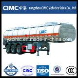 Cimc OEMの工場3車軸燃料タンクのトレーラー