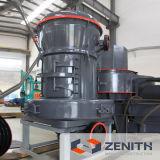 Lehm-Staub-Puder, das Maschine herstellt