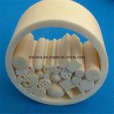 Tubi di ceramica del doppio multi foro dell'allumina 2-Bore