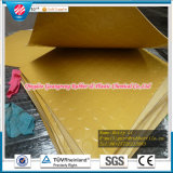 Desgaste - folha de borracha Anti-Abrasiva da folha de borracha industrial de borracha resistente da cor da folha