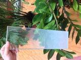 O ácido o mais atrasado do produto gravou o vidro com inclinação