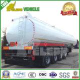 58000 litri 4 degli assi di rimorchio del serbatoio di combustibile