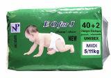 Ультра тонкая пеленка младенца с 3D Leak-Guard.