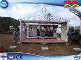 Het multifunctionele Aangepaste Huis van de Container voor Tijdelijke Bureau/Slaapzaal (ssw-p-018)