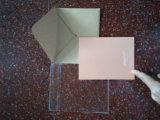 Оптовые Handmade благодарят вас карточки с печатание