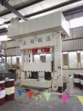 Machine profonde à colonnes de presse hydraulique de l'attraction quatre