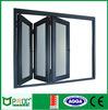 Goedkope Prijs van het Frame dat van het Aluminium het Venster van het Glas vouwt