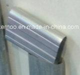 기계 (50*20mm, 70*20mm)를 만드는 직류 전기를 통한 강철 타원형 덕트