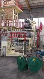 PP 2 capas de co-extrusión Máquina de película soplada