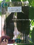 Caduta Bronze dell'acqua/vetro modellato della pioggia con Ce, iso (3-8mm)