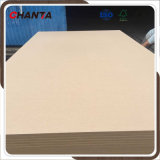 Plain MDF Board / White Melamine Laminated Withhigh Density