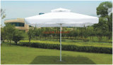 patio Parasol d'Umbrella de jardin de 10ftx10ft (3X3M) Double Roof Rope Pull up Umbrella