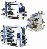 BOPP \ mascotas \ PVC y PE máquina de impresión de huecograbado (ASY)