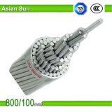 Fornitori del cavo di rinforzo acciaio di alluminio del conduttore ACSR in Cina