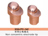 Cucrzr Schweißens-Elektroden Schutzkappe und Spitze