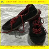 Classe por atacado da alta qualidade sapatas usadas misturadas