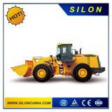 中国Xcmの9000kg予備品および車輪のローダー(LW900K)