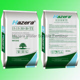 Koop In water oplosbare NPK 15-15-30 Meststof de Van uitstekende kwaliteit van de Meststof met ISO, SGS, TDS