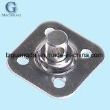 部分、アルミニウム押す金属部分を押すカスタムシート・メタルの深いデッサン