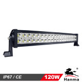 diodo emissor de luz Light Bar de 12V Double Row Offroad para ATV, 4WD, SUV, CE, RoHS, IP67 Approval