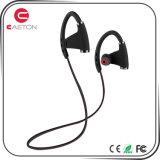 Sweatproof Bluetooth V4.1 ostenta fones de ouvido longos do rádio do tempo à espera dos auscultadores