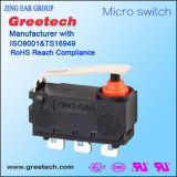 0.1A 125VAC Waterproof Micro Switch