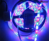 5050 SMD 300LEDs RGB Sound Active Running Flexible LED