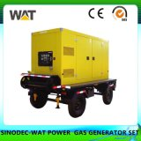 Low Noise Silent Equipment Natural Gas Generator Set