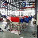 PVC 거품 널 생산 라인 PVC 훈장 거품 널 장 압출기 생산 라인 플라스틱 전문가 PVC를 벗기는 자유로운 거품 장 밀어남 기계 PVC