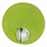 Poliéster 100% macio Tablemat tecido para o Tabletop