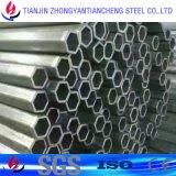Tubo de acero soldado en cualquie dimensión de una variable de tamaños de tubo de acero