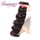 Волосы 100% объемной волны дешевой Unprocessed девственницы Remy бразильские