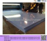 10 mm 5 mm 2 mm transparente o de color Hoja de PVC rígido